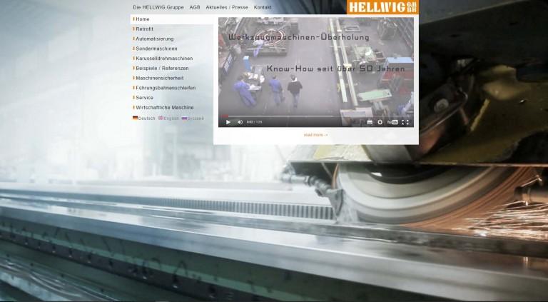 Maschinenbau Hellwig