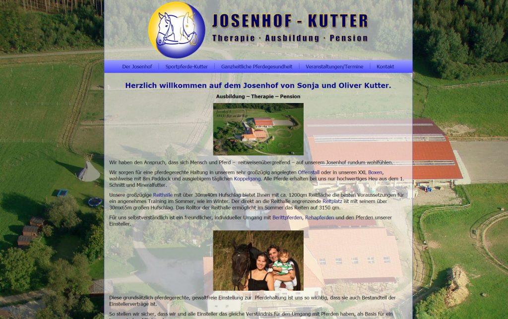 Josenhof Kutter