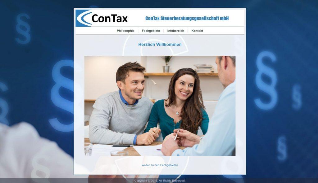 Contax Steuerberatungsgesellschaft